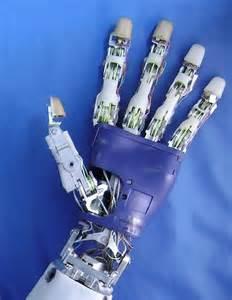 Mechanical Robot Hand Design