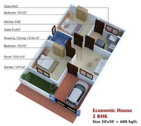 600 Sq Ft Floor Plans Photo Gallery by 600 Sq Ft House Plans 2 Bedroom Apartment Plans