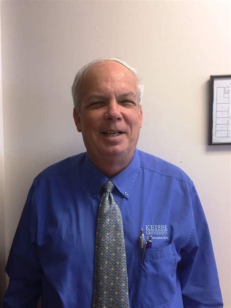 faculty spotlight michael bishop program director