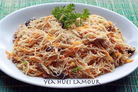 cuisiner vermicelle de riz recette de vermicelles de riz sautées