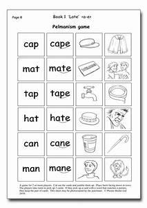 Split Vowel Spellings Workbook