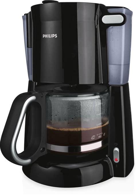 Philips Koffiezetapparaat Hd7447 20 Zwart by Bol Philips Daily Hd7448 20 Koffiezetapparaat Zwart