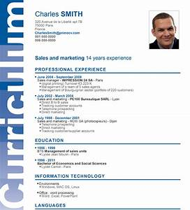 a superb cv layout for your cv With curriculum vitae layout