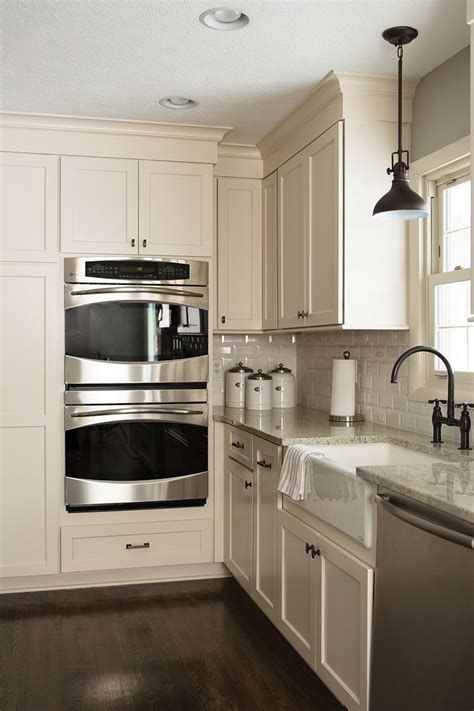 best white kitchen cabinets with stainless countertops