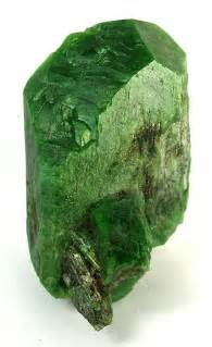 Chrome Diopside Rough
