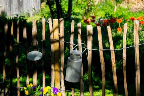 naturzaun selber machen eine kreative anleitung zum nachahmen