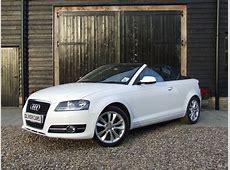 Audi A3 Sport TFSI Convertible Oliver Cars Ltd