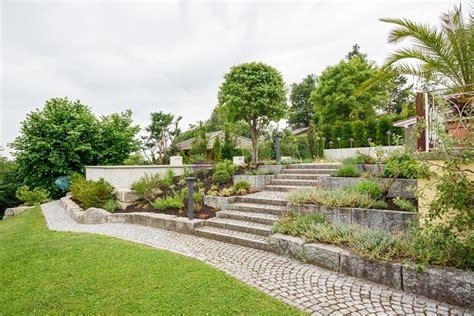 Garten Gestalten Hanglage by Garten Mit Hanglage Gestalten