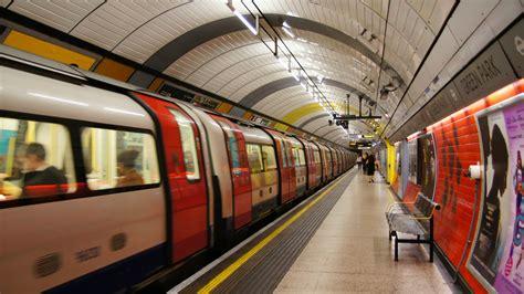 heres    allegedly hitting  london underground