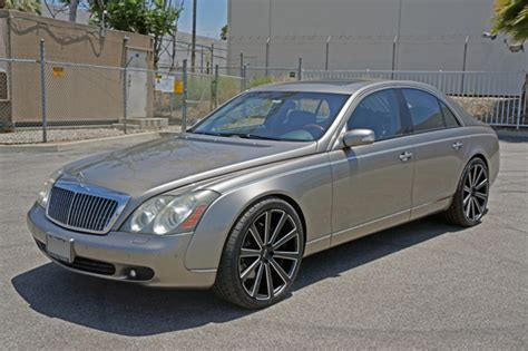 Concave Wheels For Maybach