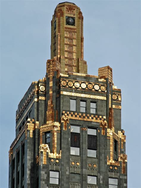 the colour gold deco an outlook on architecture