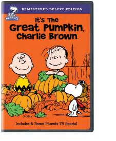 it 39 s the great pumpkin brown dvd or only 9 96
