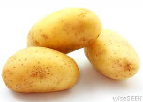 what are some different kinds of potatoes with pictures