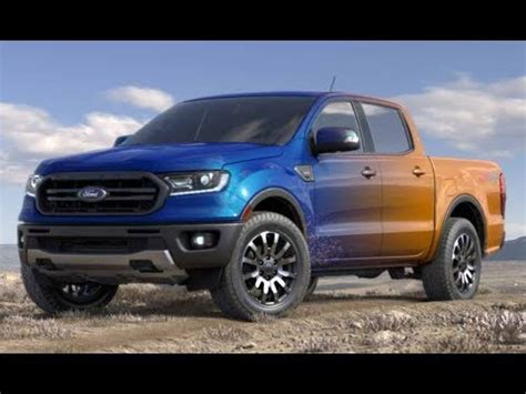 ford ranger fx  color options youtube