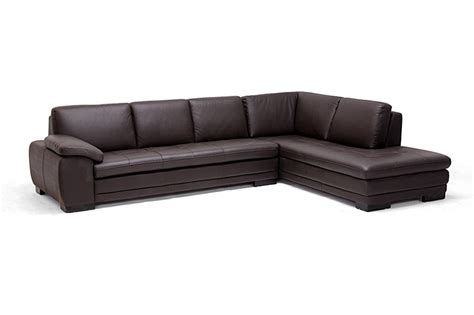 brown leather chaise sofa brown leather sofa sectional with chaise affordable