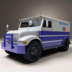 Armored Bank Trucks
