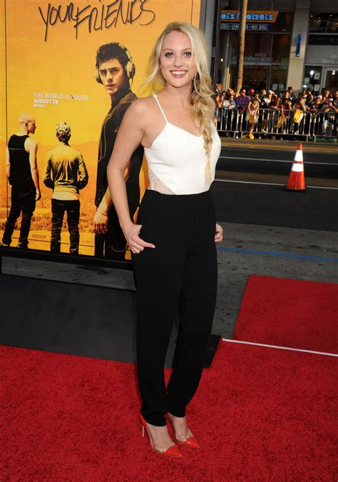 kirby bliss blanton     friends premiere  los
