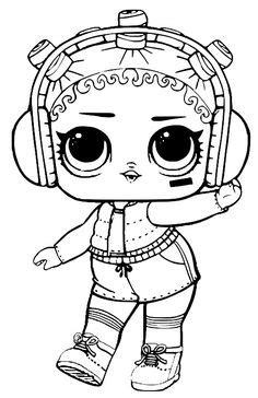 lol doll coloring pages lol dolls pinterest