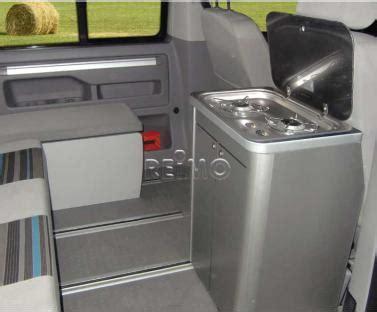 meuble cuisine cing car meuble cuisine pour vw t5 california