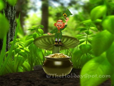 Animated St Patricks Day Wallpaper - st s day wallpapers and backgrounds