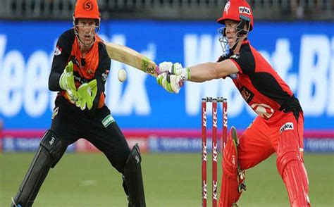 3 sydney thunder 16 pts. Adelaide Strikers vs Perth Scorchers, 10th Match Live ...
