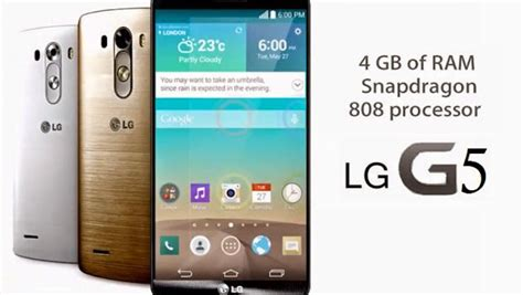 newest android phone android phones news lg g5 with custom