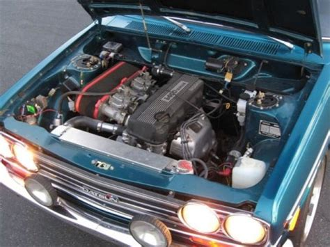 Datsun Engines For Sale by Bat Exclusive 1972 Datsun 510 Rod Bring A Trailer