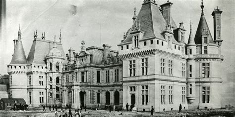 How Much Did It Cost To Build Waddesdon?  Waddesdon Manor