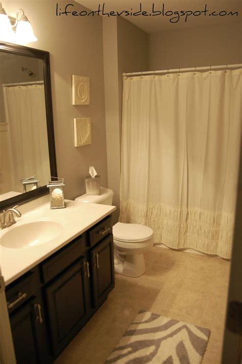 updated bathroom ideas on the v side beachy bathroom updates