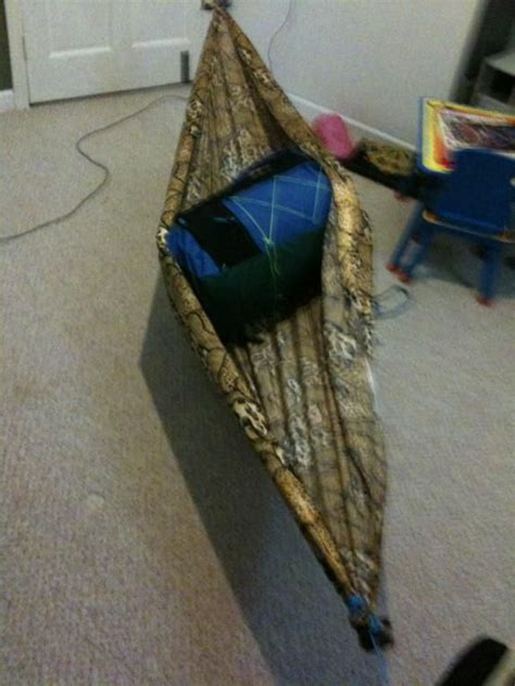 Diy Backpacking Hammock by Make Your Own Diy Cing Hammock Diy Diy Hammock Diy