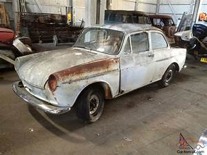 Volkswagen Notchback 1965 Type 3 Not A Kombi Or Beetle