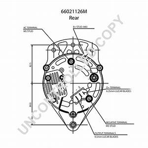 Lucas Tvs Alternator Wiring Diagram