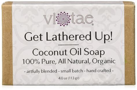 Vi-tae 100% Natural Handmade 'get Lathered Up