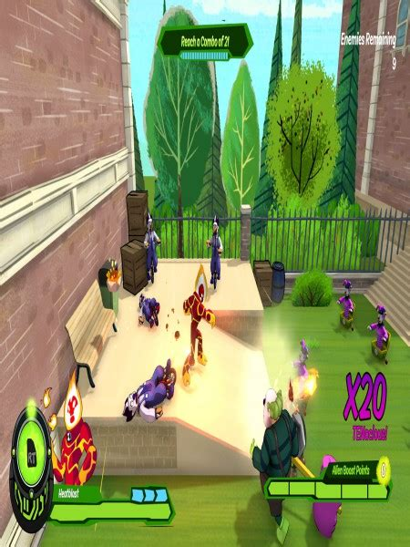 Cosmic destruction is based on a particular story arc from the show and it follows it quite closely. Ben 10 Game Download Free For PC Full Version