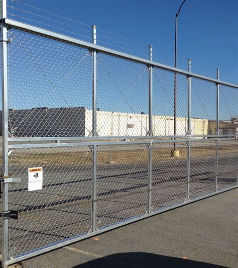 commercial projects pierce fence company