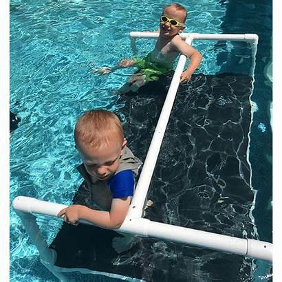 Swim Station Platform Teaching Underwater