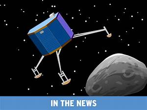 Touchdown! Rosetta's Lander Makes History | BrainPOP Educators