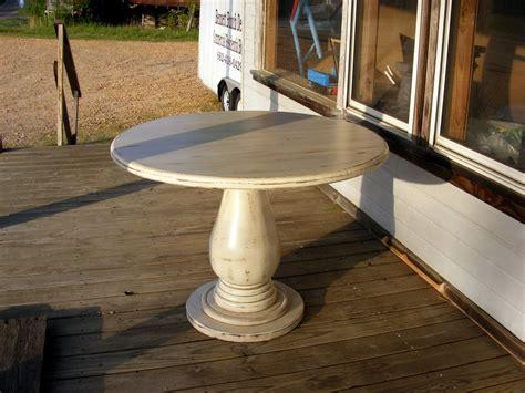 Pedestal Table Base by Unfinished Wood Pedestal Table Base Bobreuterstl