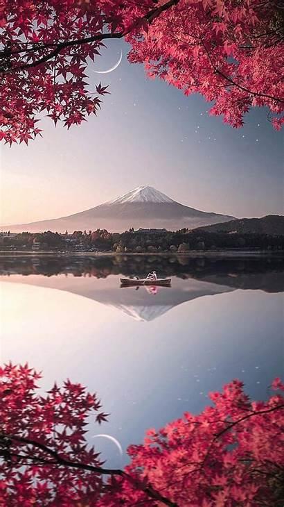 Iphone Nature Japan Fuji Mount Wallpapers Hdwallpaperfx