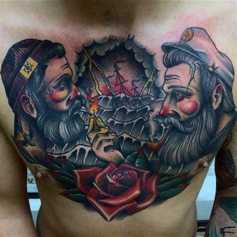 tatuajes de barcos antiguos  su significado belagoria