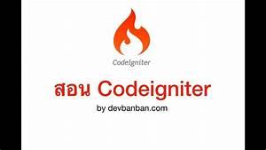 Ep 4 Codeigniter User Guide