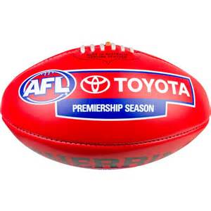 AFL Official Game Ball Football