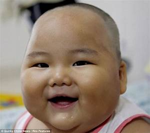 Funny Message Collection: Super Fat Chinese Baby
