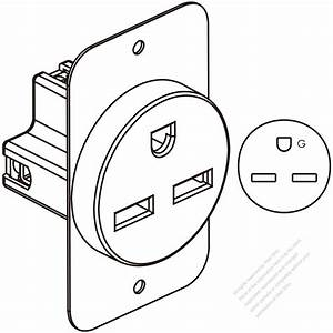 Nema L6 30p Receptacle Wiring