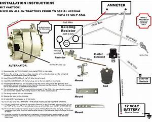 Ford 8n Voltage Regulator Wiring Diagram