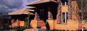 Le Cedre Rouge : c dre rouge de l 39 ouest terrasse goodfellow inc ~ Melissatoandfro.com Idées de Décoration