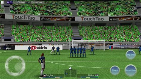 World Soccer League Android Gameplay #3 - YouTube