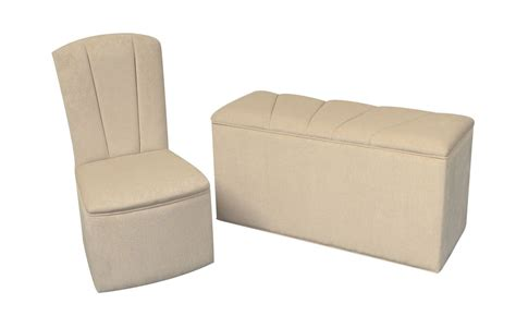 bedroom chair with ottoman designer bedroom chair ottoman set in light beige chenille