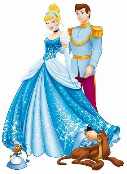 Cinderella Prince Disney Clipart Princess Background Charming