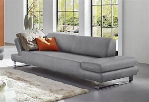 W Schillig 3 Sitzer Sofa Taboo Mit Normaltiefe Inklusive Armlehnenverstellung Online Kaufen